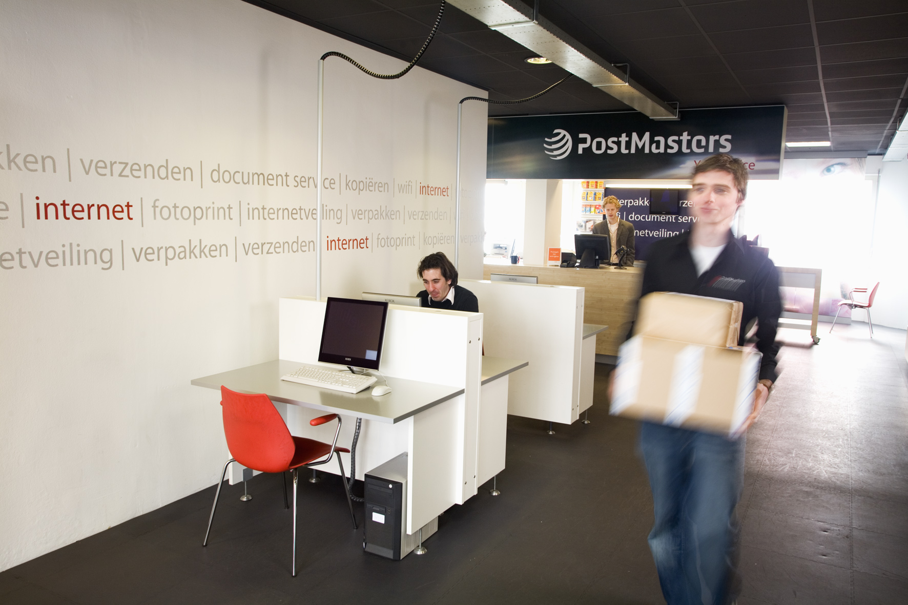 Word PostMasters Express
