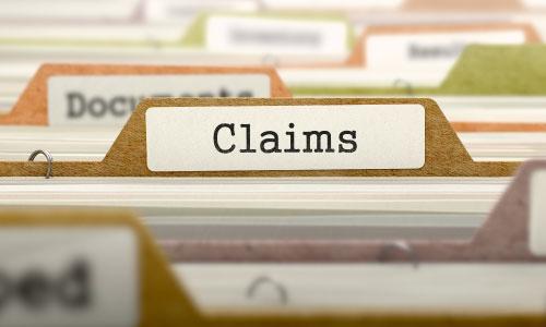 Verzekering claim