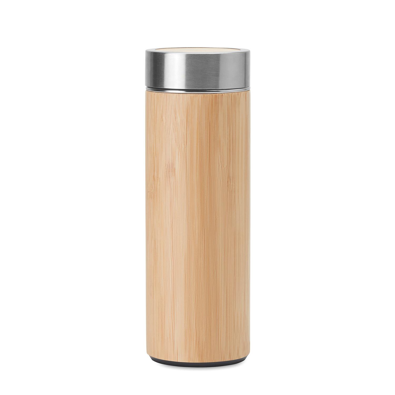 Theeflessen bamboe
